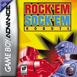 Rock'em Sock'em Robots - Gameboy Advance