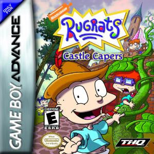 Rugrats: Castle Capers - Gameboy Advance