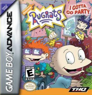 Rugrats: I Gotta Go Party - Gameboy Advance