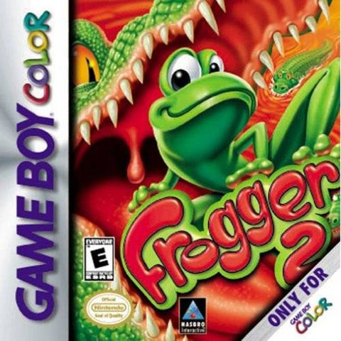 Frogger 2 - Gameboy Color