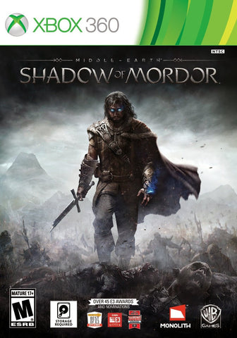 Middle Earth: Shadow of Mordor - Pre-Owned Xbox 360