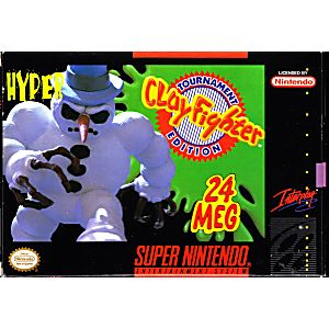 Clayfighter: Tournament Edition - SNES