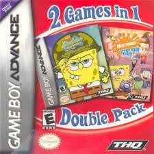 Spongebob Battle for Bikini Bottom/Nicktoons Freeze Frame Frenzy - Gameboy Advance