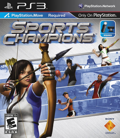 Sports' Champions - PlayStation 3