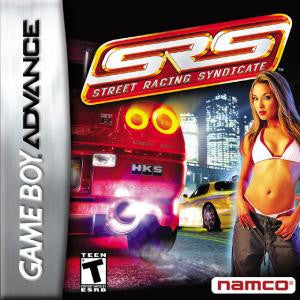 Street Racing Syndicate - Gameboy Advance