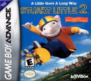 Stuart Little 2 - Gameboy Advance