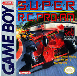 Super R.C. Pro Am - Gameboy