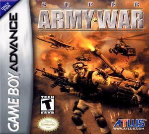 Super Army War - Gameboy Advance