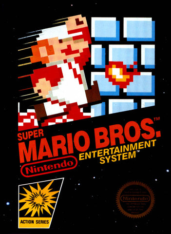 Super Mario Bros. - NES