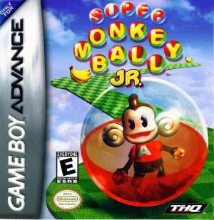 Super Monkey Ball Jr. - Gameboy Advance