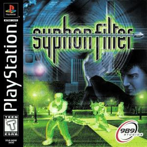 Syphon Filter - Playstation