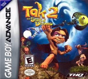 Tak 2: Staff of Dreams - Gameboy Advance