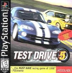 Test Drive 5 - Playstation