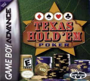 Texas Hold'em - Gameboy Advance