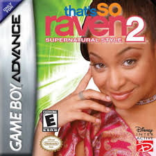 That's So Raven 2: Supernatural Style - Gameboy Advance