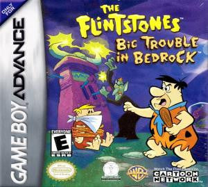 Flintstones: Big Trouble in Bedrock - Gameboy Advance