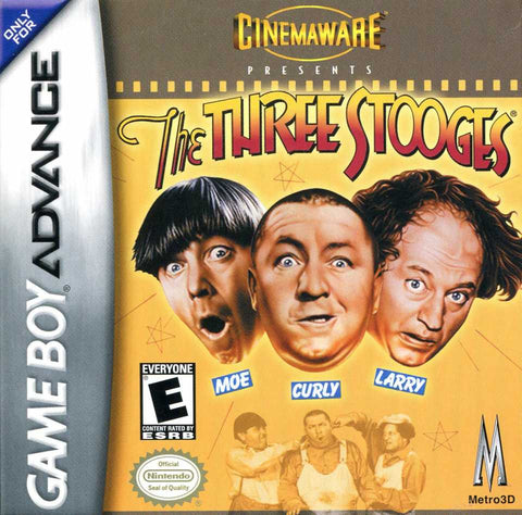 Three Stooges - Gameboy Advance