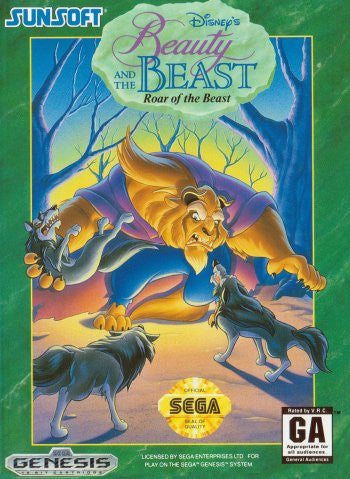 Beauty and the Beast: Roar of the Beast - Genesis