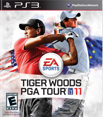 Tiger Woods PGA Tour 11 - Pre-Owned Playstation 3