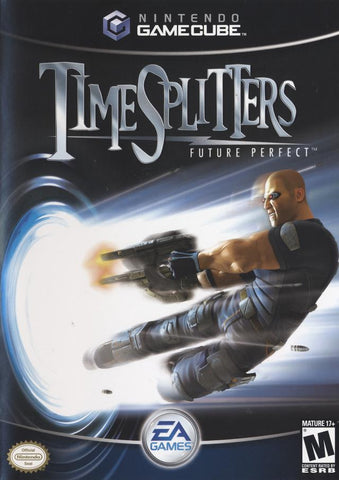 Time Splitters Future Perfect - Gamecube