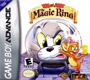 Tom & Jerry Magic Ring - Gameboy Advance