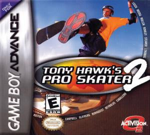 Tony Hawk's Pro Skater 2 - Gameboy Advance