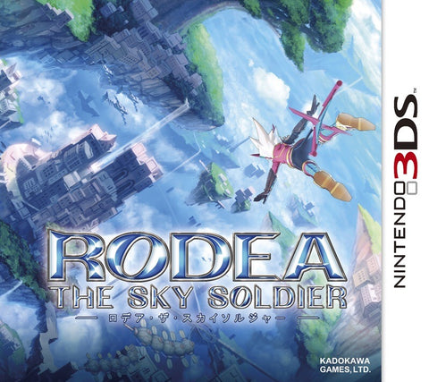 Rodea the Sky Soldier - Pre-Owned 3DS