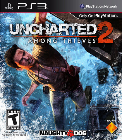 Uncharted 2: Among Thieves - Pre-Owned PlayStation 3