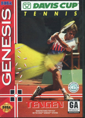 Davis Cup World Tour - Genesis
