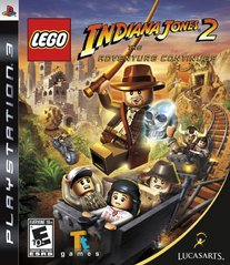 Lego Indiana Jones 2: The Adventure Continues - Pre-Owned Playstation 3