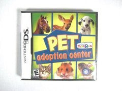 Pet Adoption Center - Nintendo DS