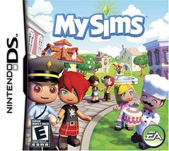 My Sims - Nintendo DS
