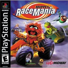 Muppet Racemania - Playstation