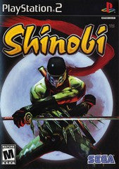 Shinobi - Playstation 2
