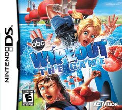 Wipeout: the Game - DS