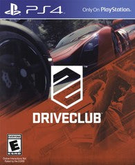 Driveclub - Pre-Owned Playstation 4