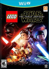 Lego Star Wars Force Awakens - Pre-Owned Wii U