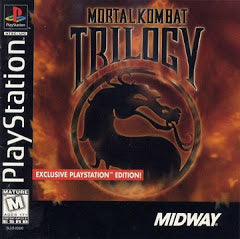 Mortal Kombat Trilogy - Playstation