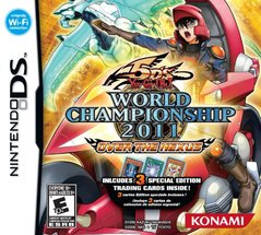 Yu-Gi-Oh 5D's World Championship 2011: Over the Nexus - DS