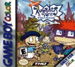 Rugrats in Paris - Gameboy Color