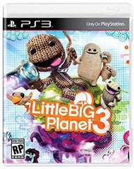 Little Big Planet 3 - Pre-Owned Playstation 3