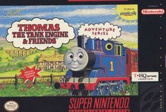 Thomas the Tank Engine and Friends - SNES
