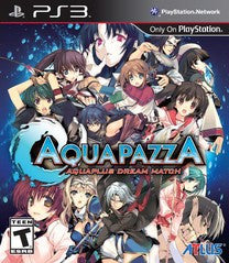 AquaPazza - Pre-Owned Playstation 3