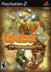 Tokobot Plus: Mysteries of the Karakuri - Playstation 2