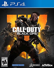 Call of Duty Black Ops 4 - Pre-Owned PS4