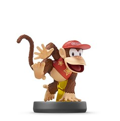 Amiibo - Diddy Kong - Pre-Owned