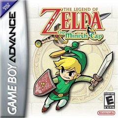 Legend of Zelda: Minish Cap - Gameboy Advance