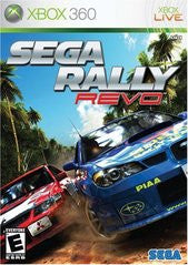 Sega Rally Revo - Pre-Owned Xbox 360