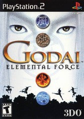 Godai: Elemental Force - Playstation 2