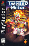 Twisted Metal - Playstation